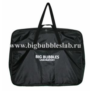 BIG BUBBLES LABORATORY Сумка-Чехол многофункциональный с комбинированными ручками (на плечо и